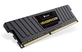Corsair Vengeance LP 8GB (1x8GB) DDR3L DRAM 1600MHz C9 Memory Kit 1.35V