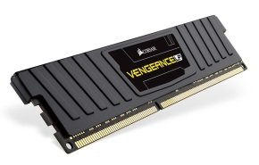 Corsair Vengeance LP 4GB (1x4GB) DDR3L DRAM 1600MHz C9 Memory Kit  1.35V