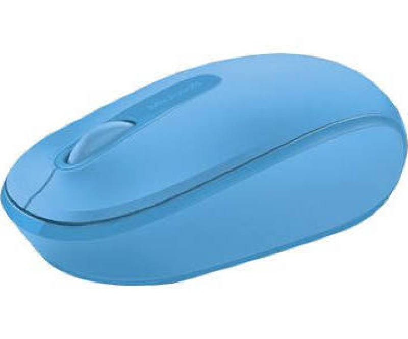 Microsoft Wireless Mobile Mouse 1850 Cyan Blue
