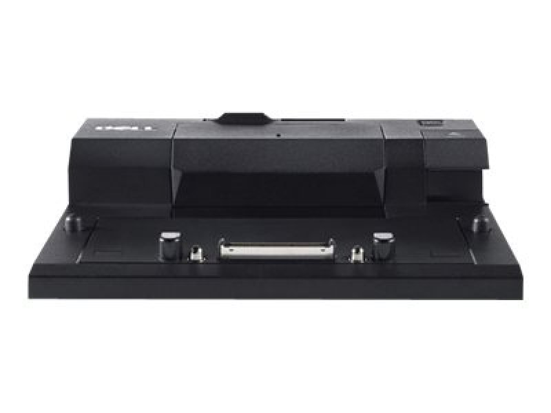 Image of Dell Docking Station Port Replicator Simple E-Port II with 130W AC Adapter USB 3.0 without stand