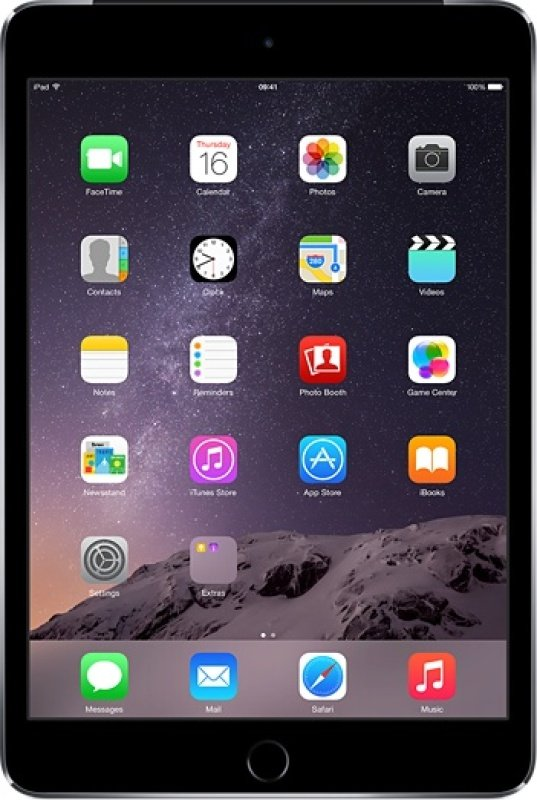 "Image of Ipad Air 1 16gb Wifi & Cellular Space Gray - A7 CPU Chip - 16GB Flash + Wifi - 9.7"" Retina Display - Bluetooth + 2 Cameras - Apple iOS 9"