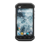Cat S40 Dual Sim 16GB Smartphone - Black