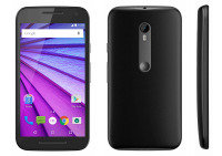 Motorola Moto G 3rd Gen 8GB Phone - Black