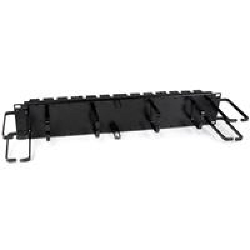 Startech.com 2U 19 Inch Horizontal Cable Management Panel