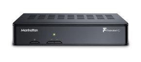 Manhattan Plaza HD-T2 HD Freeview Receiver