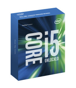 Intel Core i5-6600K 3.5GHz Socket 1151 Retail Boxed Processor