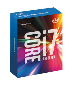 Intel Core i7-6700K 4GHz Socket 1151 8MB L3 Cache Retail Boxed Processor