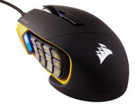 Corsair Gaming SCIMITAR RGB MOBA/MMO 12000DPI Optical Gaming Mouse