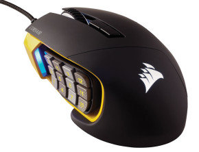 Corsair Gaming SCIMITAR RGB MOBA/MMO 12000DPI Optical...