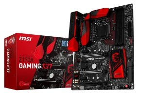 MSI Z170A GAMING M7 Socket LGA 1151 HDMI DisplayPort 8-channel Audio Motherboard