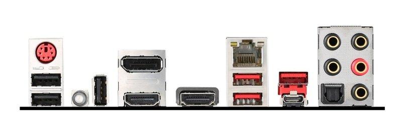 MSI Z170A GAMING M7 Socket LGA 1151 HDMI DisplayPort 8-channel Audio Motherboard