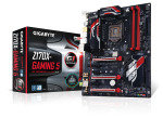 Gigabyte GA-Z170X-GAMING 5-EU Socket LGA1151 HDMI 7.1 Channel Audio ATX Motherboard