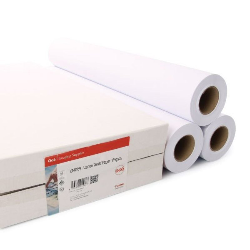 Canon Océ Standard Paper 90gsm 914mm x 50m - 3 Rolls