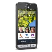 Doro Liberto 820  Smart Phone - Black/Silver