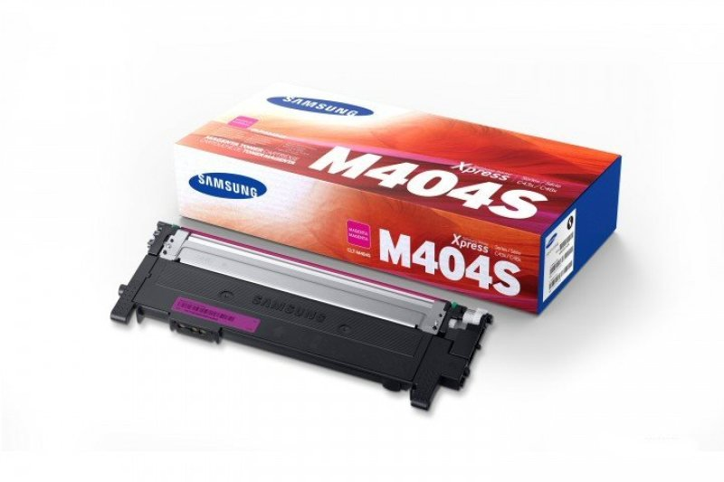Samsung CLT-M404S Magenta Toner Cartridge - 1000 pages