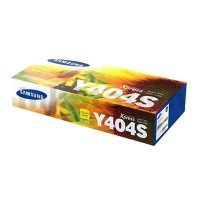 Samsung CLT-Y404S Yellow Toner Cartridge - 1000 Pages