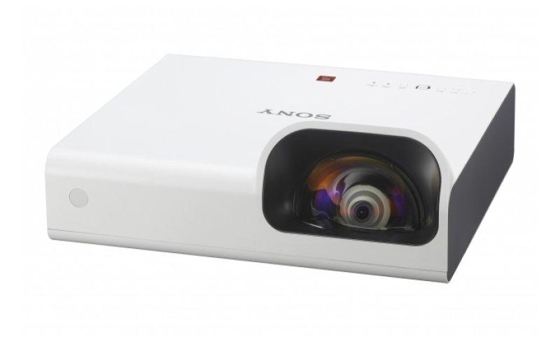 Image of Sony VPL-SX226 XGA Short Throw Projector - 2,800 lms