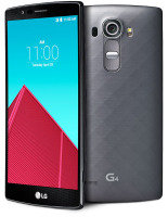LG G4 32GB Phone - Titan Grey w/ Free Leather Back