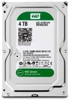 "WD Green 4TB 3.5"" SATA Desktop Hard Drive"