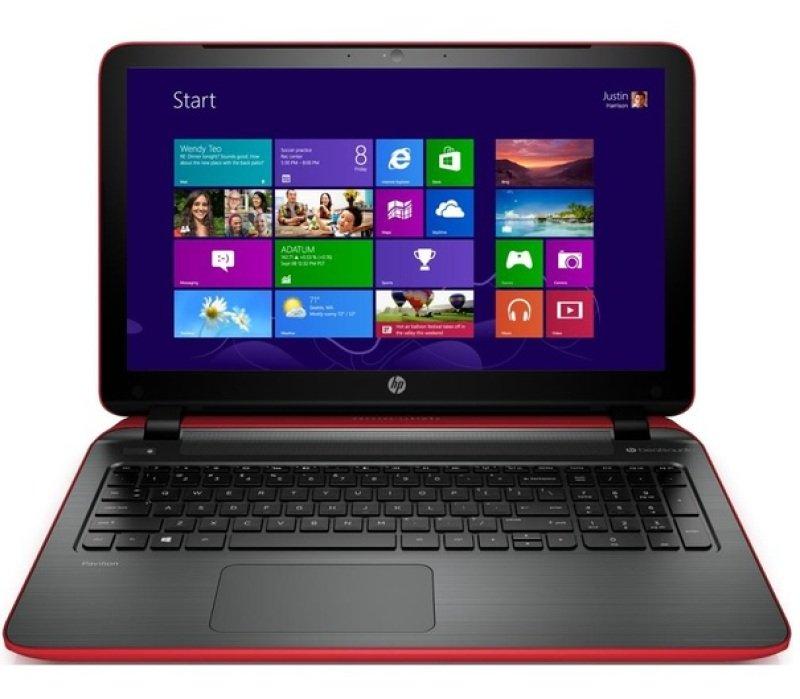 "Image of HP Pavilion 15-AB098NA Laptop, AMD A8-7410 2.2GHz, 8GB RAM, 1TB HDD, 15.6"" LED, DVDRW, AMD, Webcam, Bluetooth, Windows 8.1 64bit"