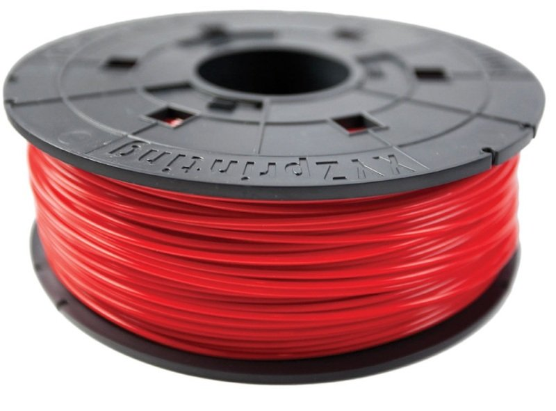 XYZ Printing ABS Refill Filament 1.75mm - Red