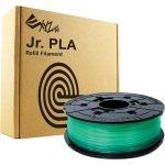 XYZ Da Vinci Junior 600g PLA Filament Cartridge - Clear Green
