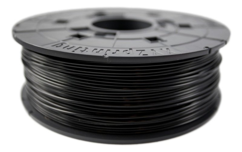XYZ Printing 600g PLA Filament Cartridge - Black