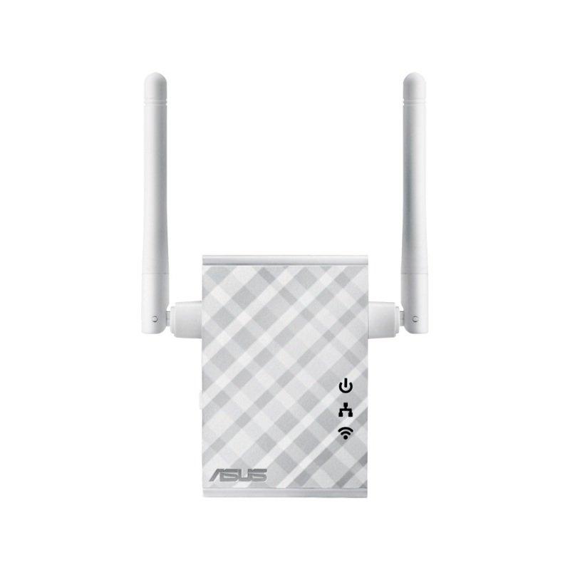 Image of Asus Wireless-N300 Range Extender/Access Point/Media Bridge