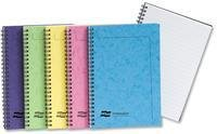 Europa Notemaker A5 Sidebound Assorted 10 Pack