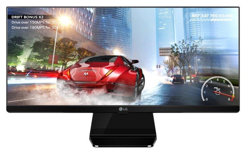 Image of 29UM67-P/29LED 2560x1080 DVI HDMI DP MM