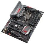 Asus Maximus VIII Hero Z170 Socket 1151 HDMI DisplayPort 8 Channel Audio ATX Motherboard