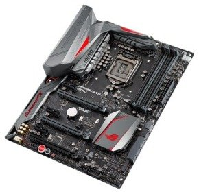 Asus Maximus VIII Hero Z170 Socket 1151 HDMI DisplayPort 8 Channel Audio ATX Motherboard
