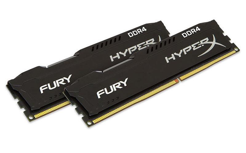 HyperX HX424C15FBK2/8 (2x4GB) 2400MHz DDR4 1.2V Memory