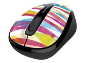 Microsoft Wireless Mobile Mouse 3500 Limited Edition Bandage strips