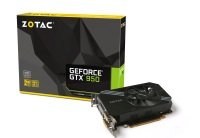Zotac GTX 950 2GB GDDR5 DVI HDMI DisplayPort PCI-E Graphics Card
