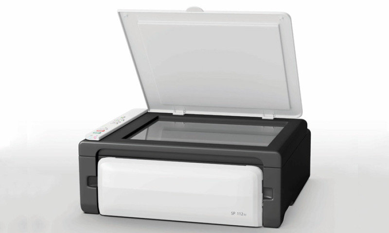 Ricoh SP112SU Multi-Function A4 Mono Laser Printer