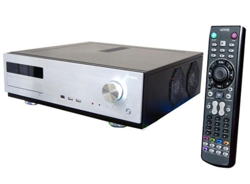 Antec Fusion Remote Silver Media Center Case