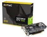 Zotac GTX 950 Dual Fan 2GB GDDR5 Dual DVI HDMI DisplayPort PCI-E Graphics Card