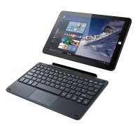 "Linx 1010 32GB 10"" Tablet with Keyboard and Antivirus"