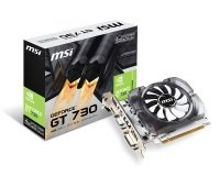 MSI GT 730 4GB DDR3 VGA DVI HDMI PCI-E Graphics Card