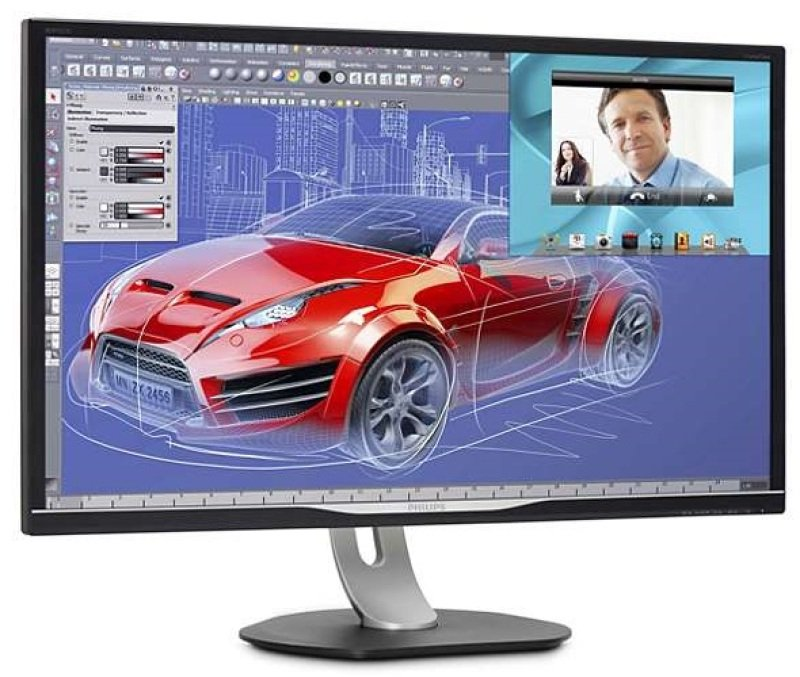 "Philips BDM3270QP/00 32"" QHD LED Monitor"