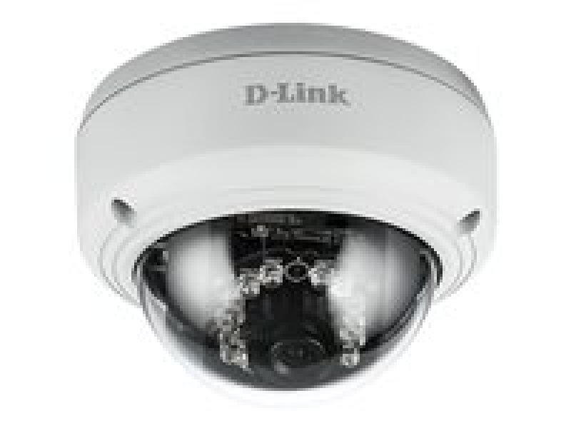 D-Link DCS-4602EV Full HD Outdoor Vandal-Proof PoE Dome Camera