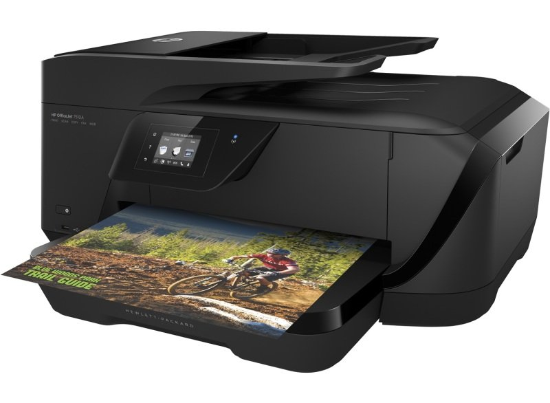 HP Officejet 7510 Wide Format AllinOne Wireless Printer