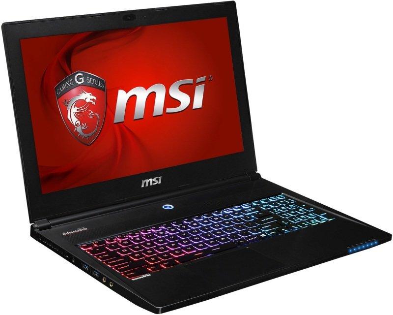 "Image of MSI GS60 2QE(Ghost Pro 4K)-668UK Gaming Laptop, Intel Core i7-5700HQ 2.7GHz, 16GB RAM, 128GB SSD, 1TB HDD, 15.6"" UHD, No-DVD, NVIDIA GTX 970M 3GB, Webcam, Bluetooth, Windows 8.1 64bit"