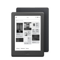 Kobo GLO HD 4GB eReader - Black