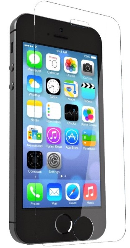 Image of Otterbox Apple Iphone 5/5s & 5c Clearly Protected Alpha Glass