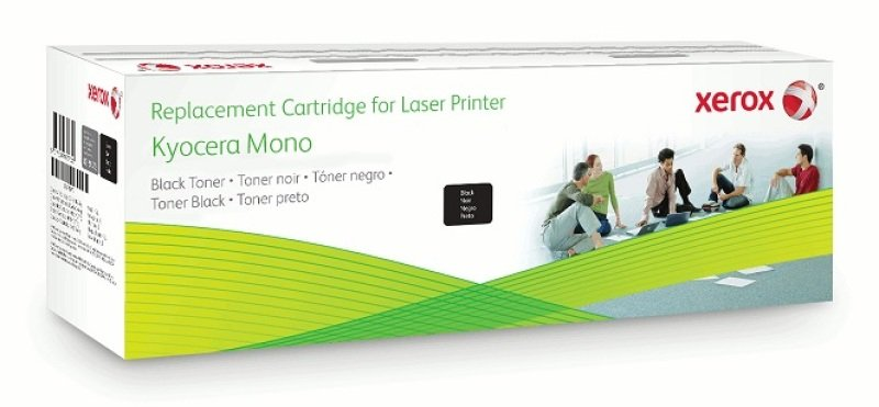 Xerox 006R03121 Alternative Black Toner for Kyocera TK-160