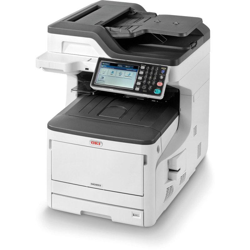OKI MC853dn A3 Colour Multifunction LED Laser Printer