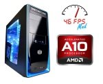 Cyberpower Quad Commando Pro Gaming PC