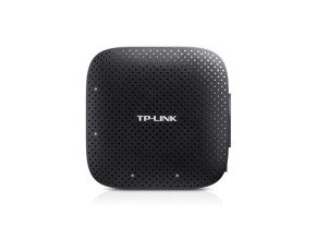 TP-LINK UH400 - Hub - 4 x SuperSpeed USB 3.0 - desktop